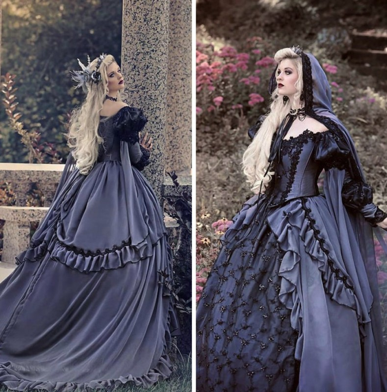 Victorian Ball Gown – Steampunk Lifestyle